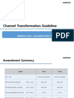 Channel Transformation Guideline (3)