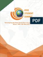 Asia Student Summit 2017 - Guidebook.pdf