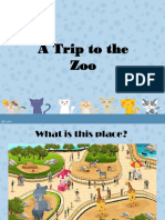 A trip to the zoo.ppt