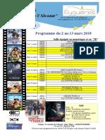 Cine2 12 Mars