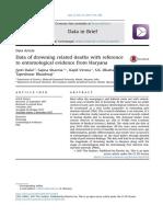 Dalal et al.- Drowning Data