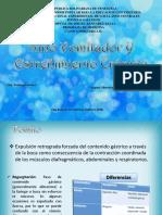 Niño Vomitador y Estreñimiento Pediatria II
