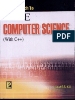 New Approach to CBSE Computer Science XII by J. B. Dixit