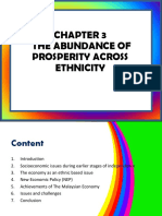 Chapter 3 the Abundance of Prosperity Across Ethnicity