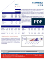 Derivative Strategy 10 Sep