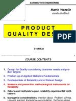 PQD 4 - Reliability Tools (2016/2017)