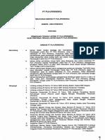 Perdir 0283.P.dir.2016 - Pemakaian Tenaga Listrik PLN Oleh Penyedia Tenaga Listrik Non PLN[2]
