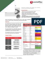 Comdiflex Spiral Wound Gaskets Technical Catalogue