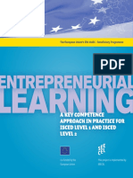 Entrepreneurial Learning a Key Competence Approach in Practice for ISCED Level 1 and ISCED Level 2