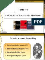 Tema 4-Enfoques Actuales Del Profiling