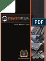 Power Steel Company Brochure 2017