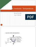 Principios de Medición. Temperatura