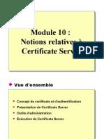 P10 Cert