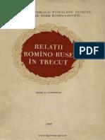 Relatiile romino-ruse in trecut, 1957.pdf