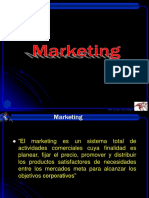 Marketing- Gestion Empresarial