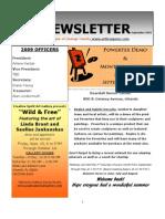 ALOC Newsletter September 2010