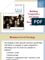 Strategy in Business 9th edition ( ch 5)