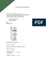 Soluciones Nasales Oticas y Oftalmicas Con Anestesico Local
