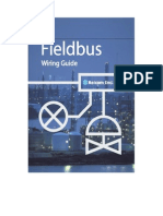 Guía de cableado de Fieldbus Español
