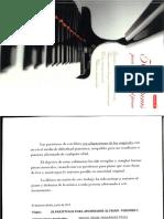50 Partituras Para Aficionados Al Piano Volumen 1