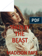 Taken by the Beast - Madison Faye