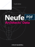 Neufert 4th Edition