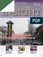 Kashmir Insight February 2018