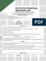 201437141345596prova - Edificacoes Materiais e Tecnicas Construtivas Sistemas Estruturais