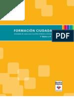 Formación Ciudadana. Actividades de apoyo para el Profesor