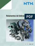 Catalogo Rolamentos NTN