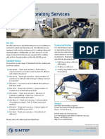 Coating Lab Services