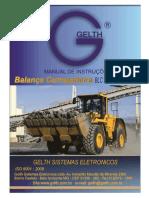 Manual de Instruções - Balança Carregareira Blc-4244ex Evolution (Versão 282a)