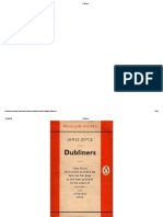 Dubliner - Jame Joyce