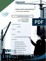 Diseño y Obras Hidraulicas Actividad 1