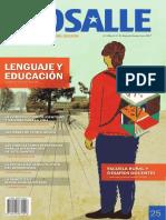 Lenguaje y Educaion