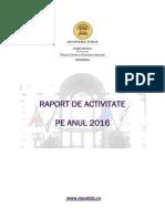 Anexa 9 Raport de Activitate Ministerul Public_2016