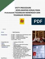 14. Safety Procedure Bidang Distribusi