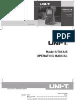 UT81A B