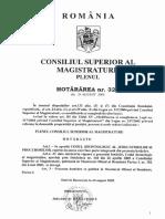 Anexa 11 Codul Deontologic Al Magistratilor