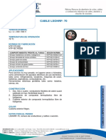Cable Lsohrf-70