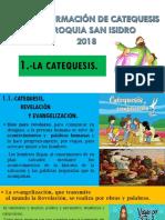DDC. 1 La Catequesis