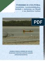 Livro Geografia, Turismo e Cultura