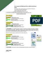 Plan de Manejo Para Control de Diaforina Citri ( Veracruz ) 2014 (2)