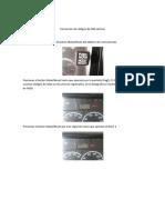 2187 Extraccion de Codigos de Falla Extraccion de Codigos de Falla