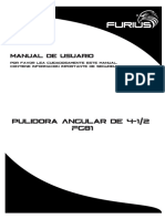 Manual Pulidora
