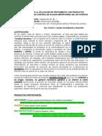 Programa de Control de Plagas en Citricos ( Diaphorina Citri%2c Minador%2c Trips ) (1)