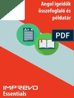 Angol Igeidők Összefoglaló És Példatár-Imprevo