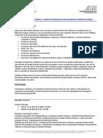 Dictia Intervencion Sistemica y Terapia Familiar en Salud Mental Infanto Juvenil