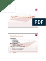 01 Presentación DPL S Ver 03AUG07