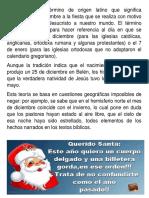 Navidad Periodico